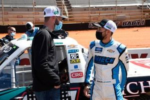 Kyle Larson, Niece Motorsports, Chevrolet Silverado Rich Mar Florist/Circle B