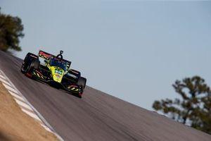 Ed Jones, Dale Coyne Racing with Vasser-Sullivan Honda