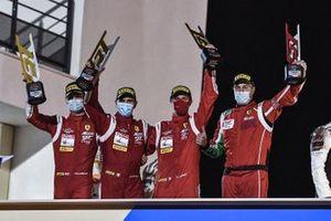 #51 AF Corse, Ferrari 488 GT3 Evo, Alessandro Pier Guidi, Tom Blomqvist, Côme Ledogar