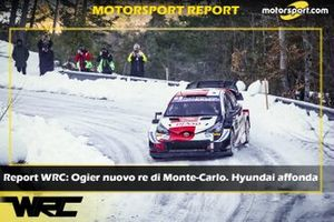 Cover Report WRC