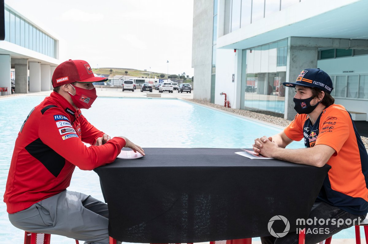 Jack Miller, Ducati Team, Remy Gardner