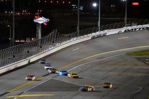 Renn-Action beim Busch Clash 2021 auf dem Daytona-Rundkurs