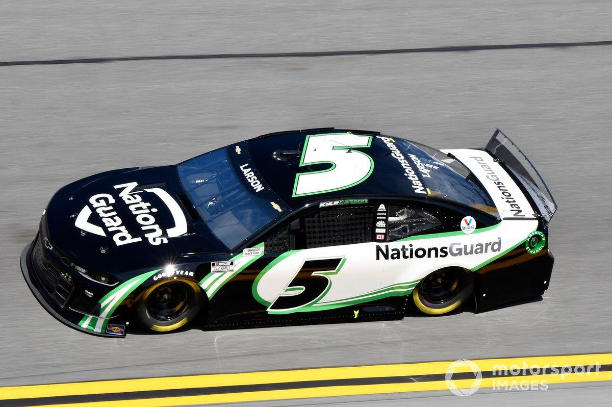 13. Kyle Larson - Hendrick Motorsports