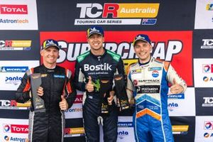 Lee Holdsworth, Chaz Mostert and Luke King
