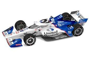 Graham Rahal, Rahal Letterman Lanigan Racing-Honda
