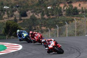 Johann Zarco, Pramac Racing, Francesco Bagnaia, Ducati Team, Joan Mir, Team Suzuki MotoGP