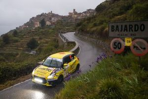 Simone Goldoni, Eric Macoli, Suzuki Swift Sport Hybrid, #126