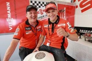 Helmut e Stefan Bradl, Kiefer Racing