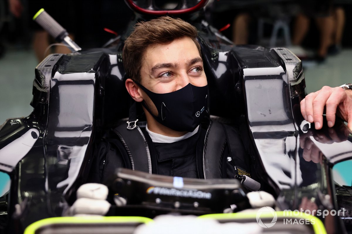 George Russell, Mercedes-AMG F1