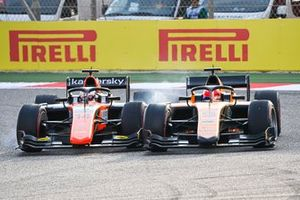 Giuliano Alesi, MP Motorsport en Ralph Boschung, Campos Racing