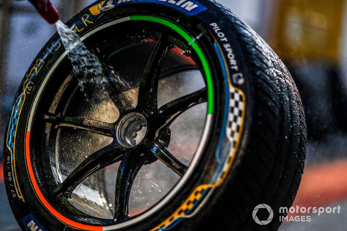 Neumáticos de Michelin