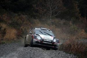Ott Tanak, Kuldar Sikk, Ford Fiesta RS WRC