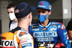 Alex Rins, Team Suzuki MotoGP, Pol Espargaro, Repsol Honda Team