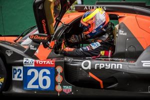 #26 G-Drive Racing Aurus 01 - Gibson: Jean-Eric Vergne