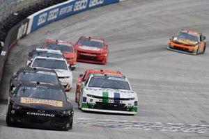 Myatt Snider, RSS Racing, Chevrolet Camaro Superior Essex, Ross Chastain, Kaulig Racing, Chevrolet Camaro Dyna-Gro Seed