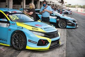 Michelle Halder, Profi Car Team Halder, Honda Civic Type R FK7 TCR