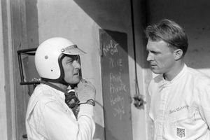 Ludovico Scarfiotti and Dan Gurney, Anglo American Racers