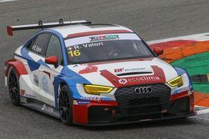 Ronnie Valori, BF Motorsport, Audi RS 3 LMS TCR