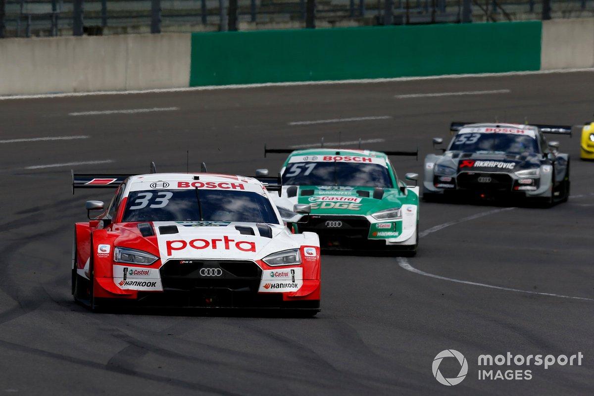 Dem Rekordvorsprung von 582 Punkten in der Saison 2019 folgte in der Herstellermeisterschaft 2020 mit 753 Punkten Vorsprung ein weiterer Bestwert. Bei acht Rennen holte Audi in den letzten beiden Jahren die maximal mögliche Punktzahl in der Herstellerwertung (76). Als erster Hersteller überhaupt sammelte Audi mehr als 1.000 Punkte in einer DTM-Saison - und das gleich zweimal hintereinander.