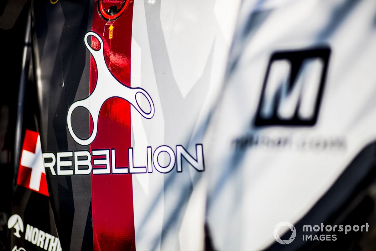 Rebellion Racing Rebellion R-13, detail