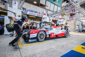 #8 Toyota Gazoo Racing: TS050