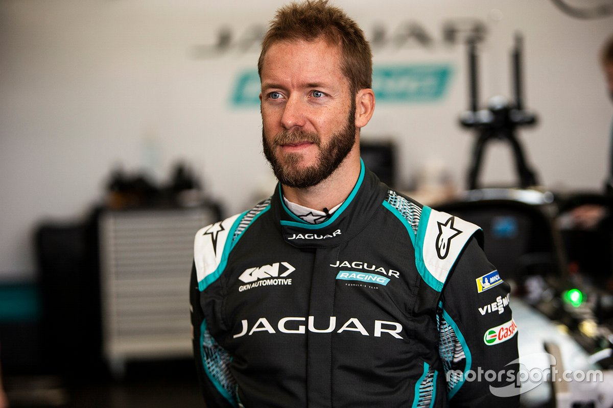 Sam Bird, Jaguar