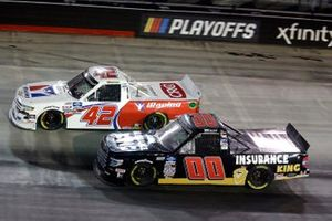Ross Chastain, Niece Motorsports, Chevrolet Silverado, Josh Bilicki, Reaume Brothers Racing, Toyota Tundra