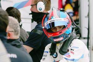 #25 BMW Team RLL BMW M8 GTE, GTLM: Colton Herta