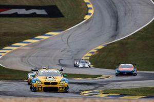 #96 Turner Motorsport BMW M6 GT3, GTD: Robby Foley III, Bill Auberlen, Dillon Machavern, #74 Riley Motorsports Mercedes-AMG GT3, GTD: Lawson Aschenbach, Gar Robinson, Ben Keating
