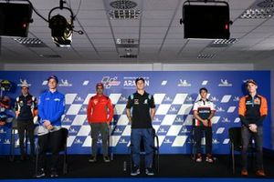 Alex Marquez, Repsol Honda Team, Joan Mir, Team Suzuki MotoGP, Danilo Petrucci, Ducati Team, Fabio Quartararo, Petronas Yamaha SRT, Albert Arenas, Aspar Team, Pol Espargaro, Red Bull KTM Factory Racing