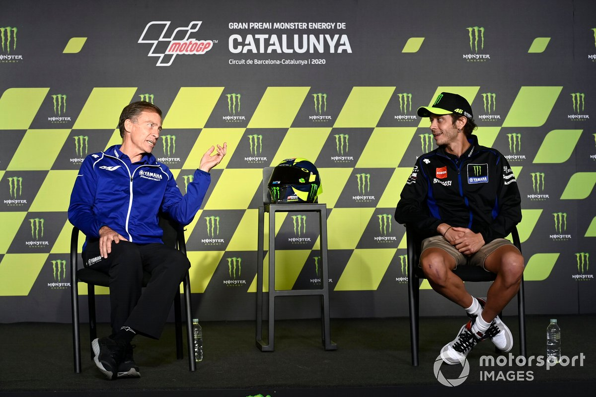 Valentino Rossi, Yamaha Factory Racing, Lin Jarvis