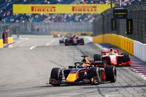 Yuki Tsunoda, Carlin and Mick Schumacher, Prema Racing