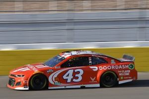 #43: Darrell Wallace Jr., Richard Petty Motorsports, Chevrolet Camaro Door Dash