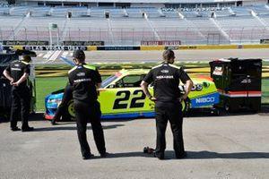 Austin Cindric, Team Penske, Ford Mustang Menards/NIBCO
