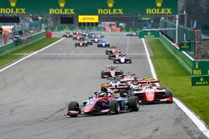 Oliver Caldwell, Trident and Frederik Vesti, Prema Racing