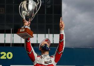 Race winner René Rast, Audi Sport Team Rosberg