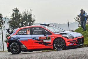 Jari Huttunen, Mikko Lukka, Hyundai Motorsport, HYUNDAI I20