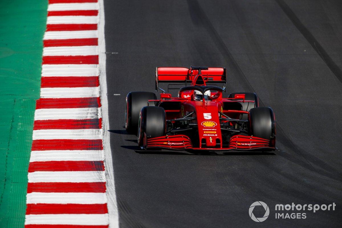Sebastian Vettel, 6 puan
