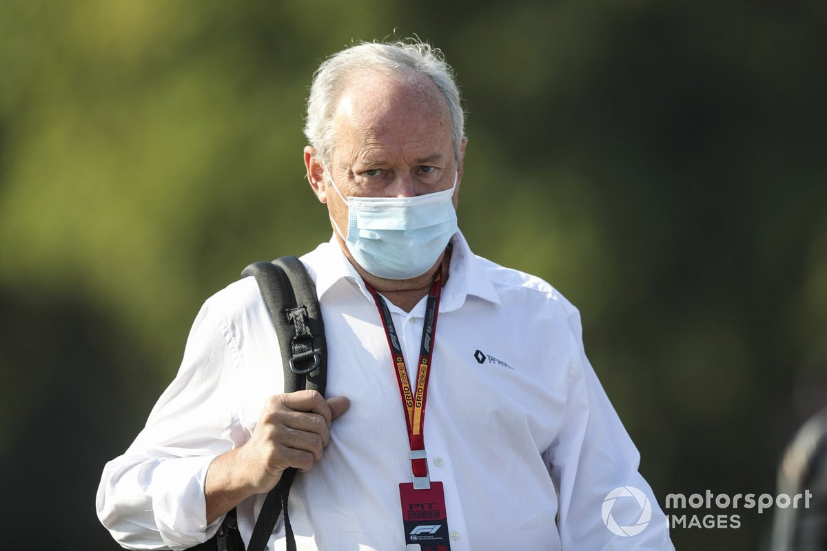 Жером Столл, президент Renault F1 Team