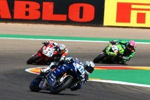 Jules Cluzel, GMT94 Yamaha, Raffaele De Rosa, MV Agusta Reparto Corse, Lucas Mahias, Kawasaki Puccetti Racing