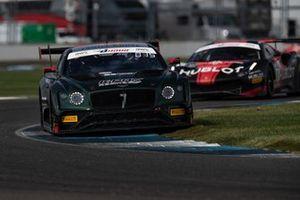 #7 K-PAX Racing Bentley Continental GT3: Jules Gounon, Maxime Soulet, Jordan Pepper