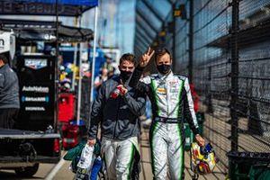 #7 K-PAX Racing Bentley Continental GT3: Jules Gounon, Jordan Pepper