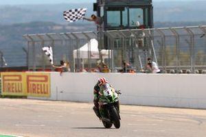 Ganador Jonathan Rea, Kawasaki Racing Team