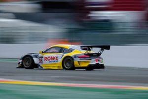 #98 ROWE Racing Porsche 911 GT3-R: Ник Тэнди, Эрл Бамбер, Лоран Вантхор