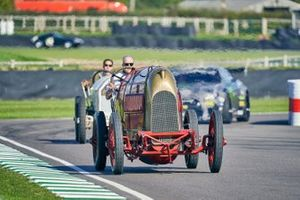 """1911 Fiat S76 a.k.a. """"The Beast of Turin"""""""