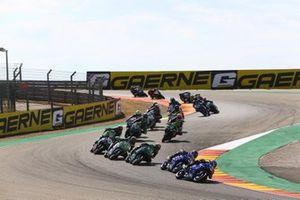 Bahattin Sofuoglu, Biblion Motoxracing Yamaha WorldSSP300, Hugo de Cancellis, Team TRASIMENO, Bruno Ieraci, Kawasaki GP Project