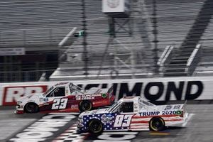 Brett Moffitt, GMS Racing, Chevrolet Silverado Superior Essex Tim Viens, CMI Motorsports, Chevrolet Silverado