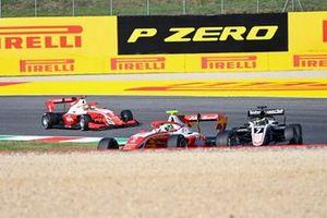Frederik Vesti, Prema Racing, Theo Pourchaire, ART Grand Prix et Logan Sargeant, Prema Racing