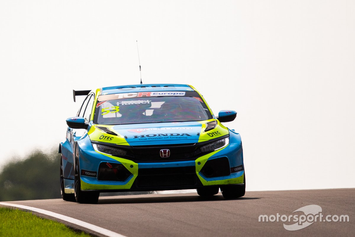 Michelle Halder, Proficar Team Halder, Honda Civic Type R TCR