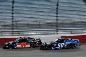 Bayley Currey, Mike Harmon Racing, Chevrolet Camaro Danny Dietz Tribute Dexter Bean, DGM Racing, Chevrolet Camaro Sleep Well